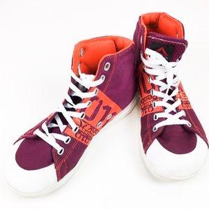 Reebok Crossfit Shoes 010 Lt TR 7 Purple High Top